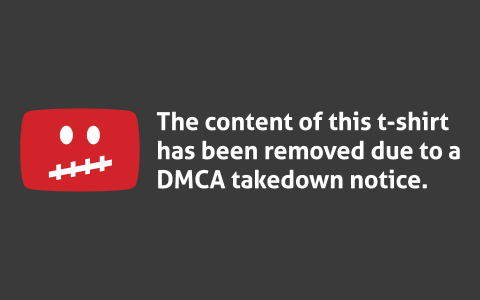 DMCA Tee