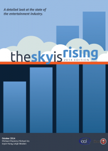 Private: The Sky Is Rising 2014